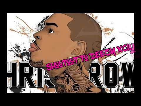 Chris Brown -Die For You (Slowed Down by Igloo Ckool Productions)