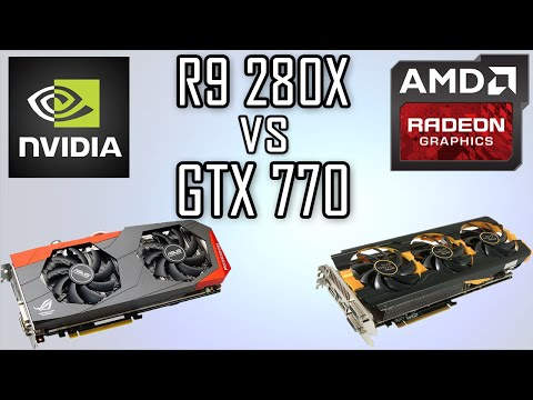R9 280X ODER GTX 770 - BATTLEFIELD 4 COD GHOSTS CRYSIS 3   DEUTSCH HD