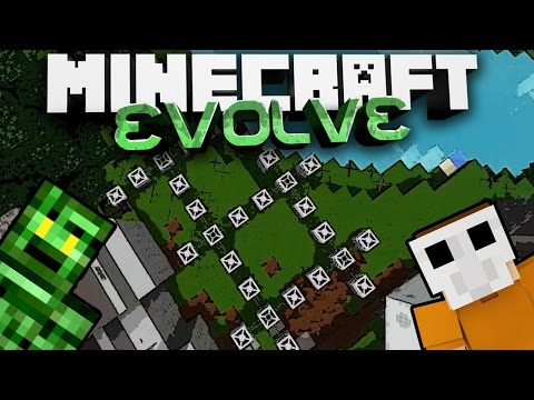 LASERDRILLFARM - Minecraft Evolve Ep.124 - auf gamiano.de