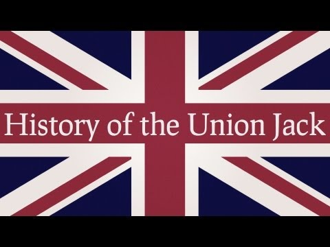 Historie vlajky Union Jack