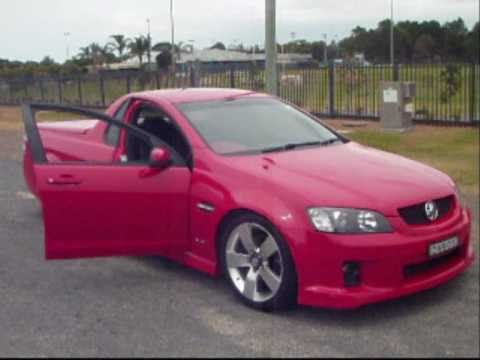 Holden Ve Ssv Ute For Sale Youtube