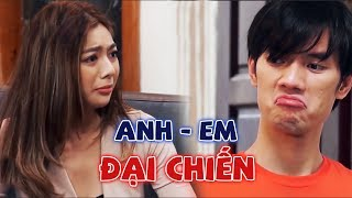 Anh Em Khánh Toàn, Thúy Hạnh đánh nhau tưng bừng trong sitcom hấp dẫn nhất Việt Nam   Gia Đình Việt