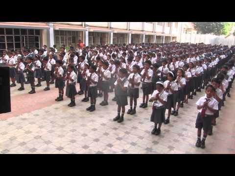 Jalahalli Sc School Morning Prayer video