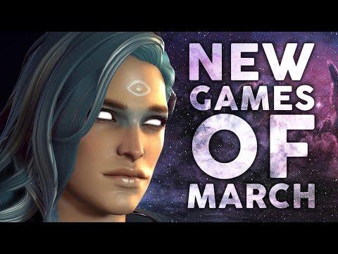 [ТОП] 10 новых игр марта 2017 года