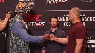 Cain Velasquez vs. Francis Ngannou | UFC on ESPN 1 Media Day