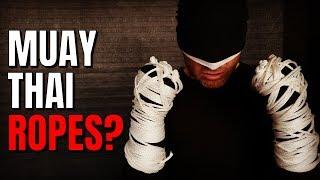 Muay Thai Ropes in Daredevil | Kard Chuek | Beating Up Children