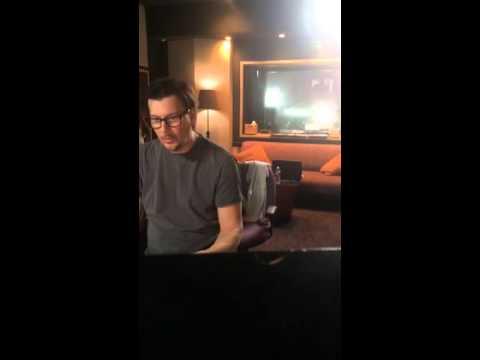 Failure in Studio, recording the new album. Ken Andrews