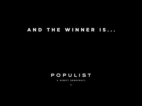 Populist: 2017 | And The Winner Is...