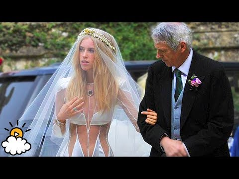 Play this video 10 Ugliest Wedding Dresses Ever