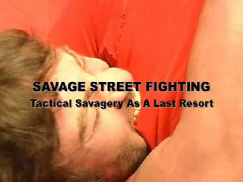 Savage Street Fighting by Sammy Franco Image 1