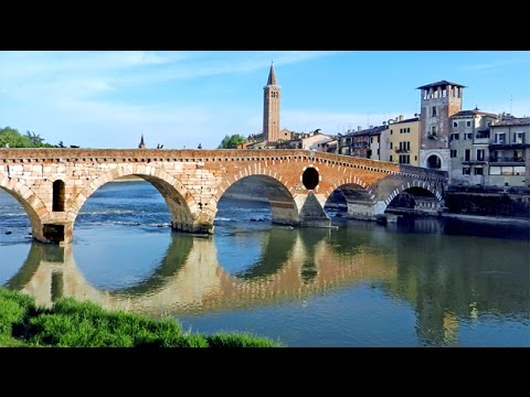 Verona, Italy: Ambience and a Grappa Taste Test