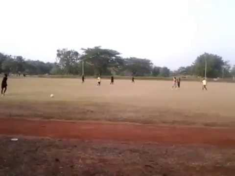 dortmund Ghana U16 vrs Volta heroes 2nd division match