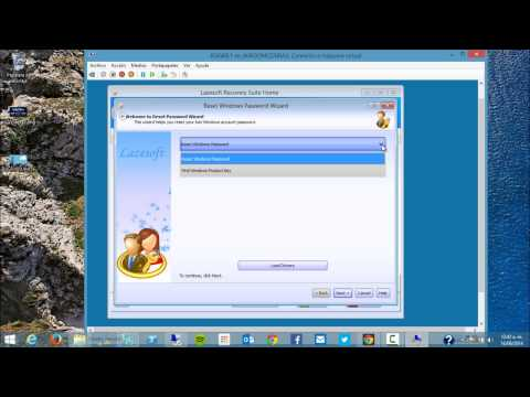 Recuperar contraseña de usuario en Windows 8.1