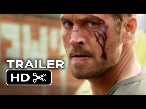 Brick Mansions Official Trailer #2 (2014) - Paul Walker Action Movie HD