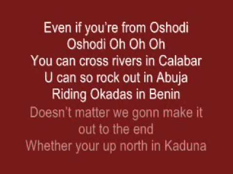 Ebute Metta Lyrics video