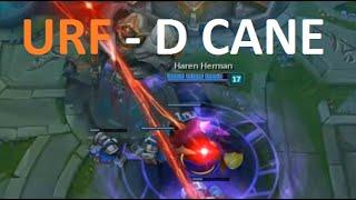 URF - D CANE