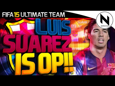 LUIS SUAREZ! - THE REVIEW - FIFA 15 Ultimate Team