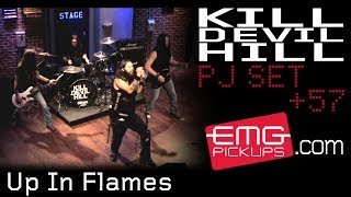 "Kill Devil Hill performs ""Up In Flames"" on EMGtv"