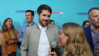 Ian Hecox Interview at Dirty 30 Movie Premiere