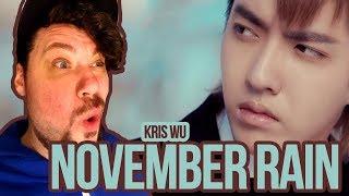 Mikey Reacts To Kris Wu 39 November Rain 39