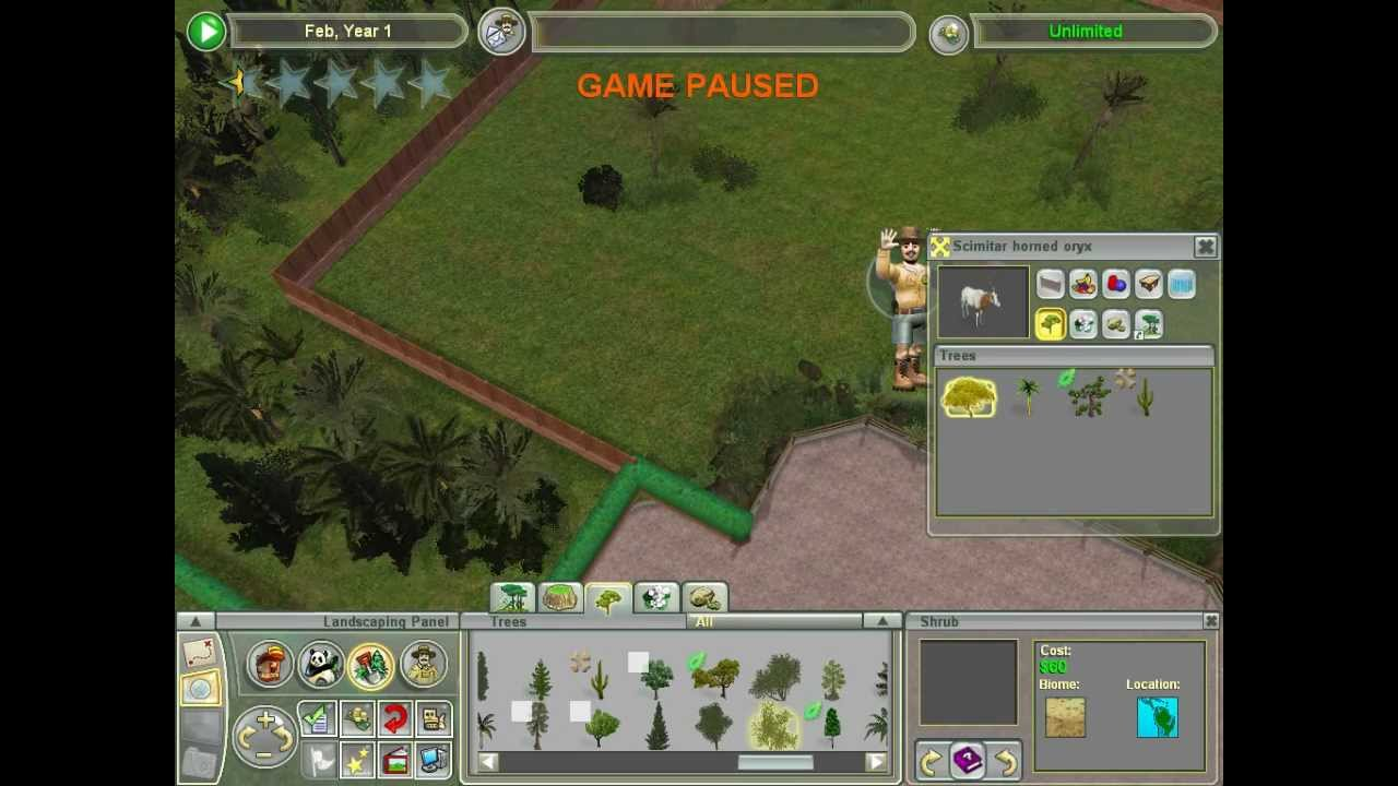 Zoo Tycoon 2 Radical Remake Biomes New Radical Remake ReleaseZoo Tycoon 2 Radical Remake Biomes