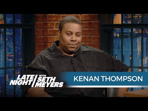 Kenan Thompson Announces David Ortiz's New Sponsorships