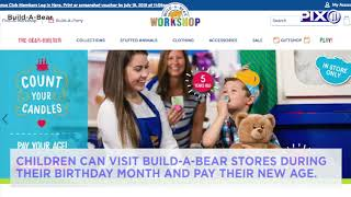 Build-A-Bear starts