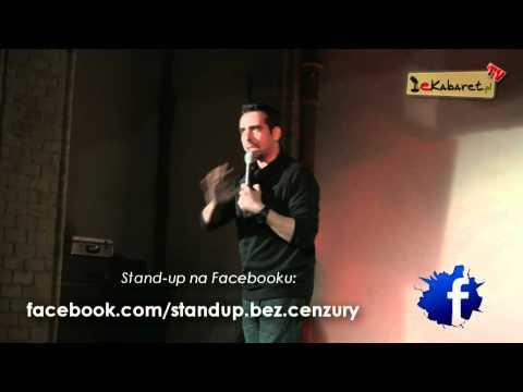 Abelard Giza - Stand-up Bez Cenzury