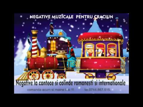 Negative Muzicale   La  Comanda  , Cantece Si Colinde Romanesti Si Internationale video