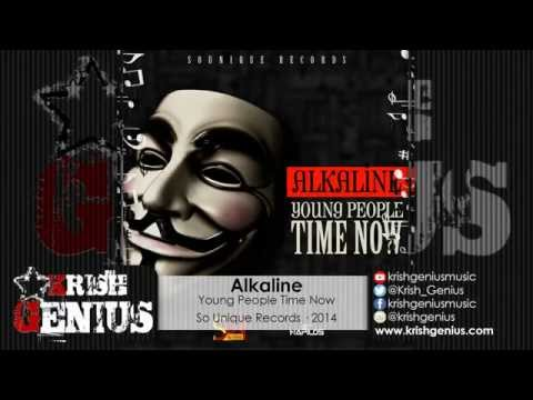 Alkaline – Young People Time Now – Sur · 2014   Reggae, Dancehall, Bashment