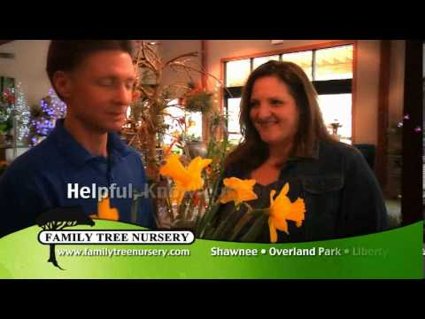 Holladay Productions Voice Over for Family Tree Nursery Overland Park, KS