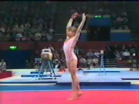 1984 Coca Cola International gymnastics, women's AA