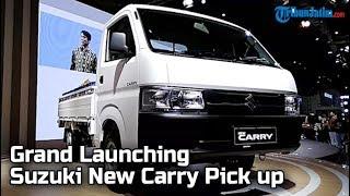 Grand Launching Suzuki New Carry Pick up di Telkomsel IIMS 2019 JIExpo Kemayoran