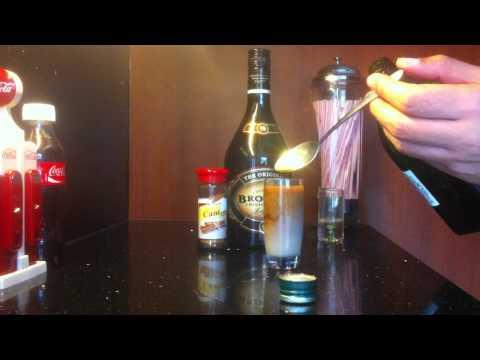 Cocktails: Cómo bebidas alcohólicas con Baileys - Cocktail con Baileys