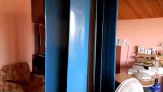 Ветрогенератор вертикального типа
