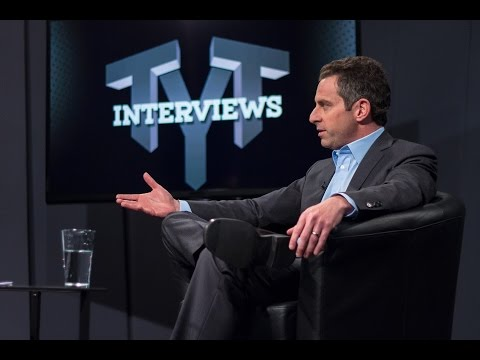 Sam Harris and Cenk Uygur Clear the Air on Religious Violence and Isla...
