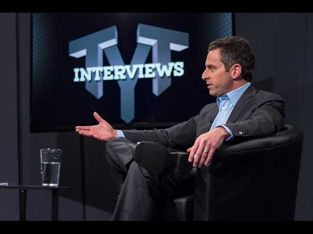 Sam Harris and Cenk Uygur Clear the Air on Religious Violence and Islam