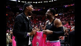 Chris Bosh Compares D-Wade to Martha Stewart | 'That's My Guy' with B/R