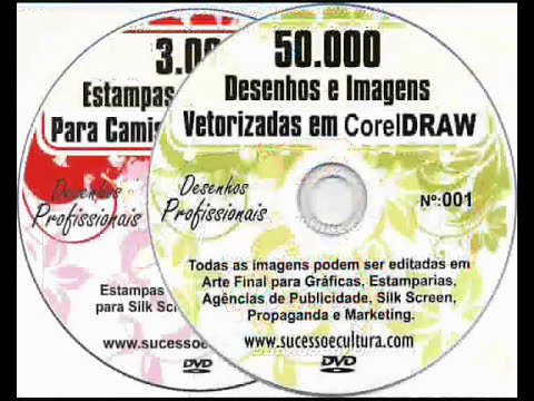 Vídeo Aula de Corel Draw para Silk Screen e Serigrafia.wmv