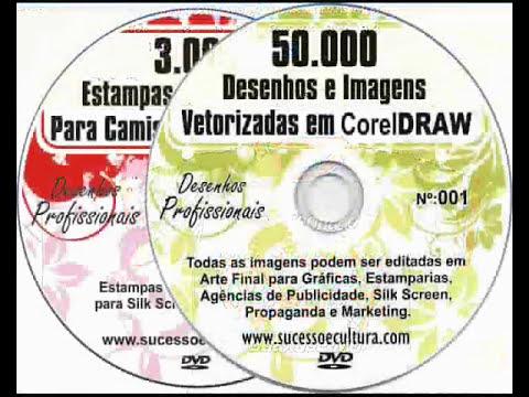 Vídeo Aula de Corel Draw para Silk Screen e Serigrafia.wmv