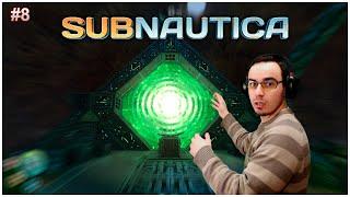 SUBNAUTICA - #8 Portal de teletransporte - Gameplay Español