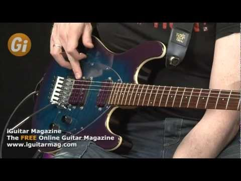 Steve Morse - Tone / Sound - Amps, Guitars&Pedals We Used With Jamie Humphries - iGuitar Magazine