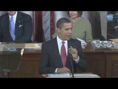 Obama State Of The Union remix