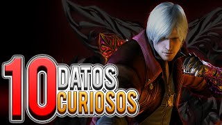 10 Datos Curiosos de Devil May Cry