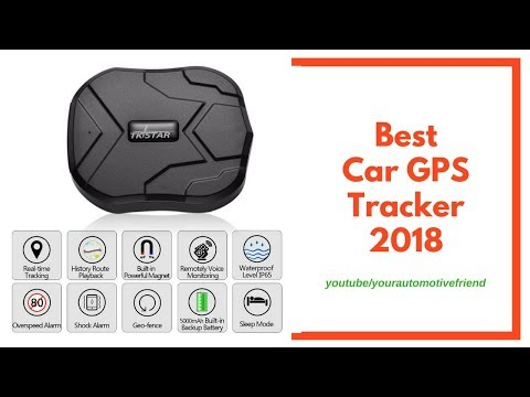 Best Car GPS Tracker 2018