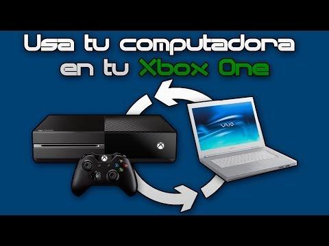 Como conectar tu computadora a Xbox One   TUTORIAL