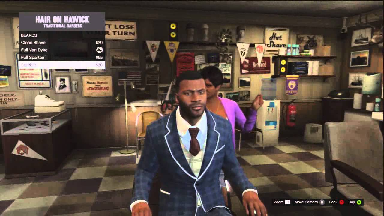 Grand Theft Auto 5 How to Have Sex With A Stripper Part