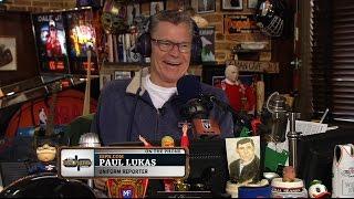 Paul Lukas on The Dan Patrick Show (Full Interview) 6/18/15