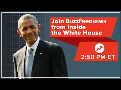BuzzFeed News Exclusive Interview with President Obama