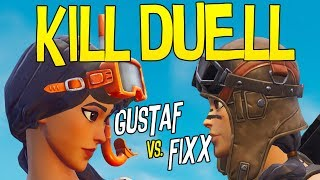 KILLDUELL MIT FIXX | Fortnite Battle Royale